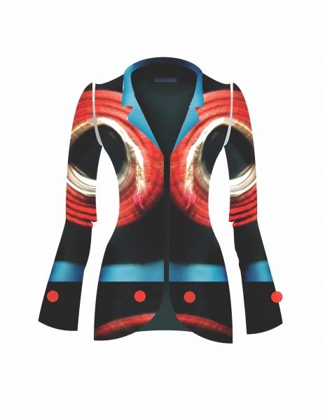 Jacket by Irina Tevzadze