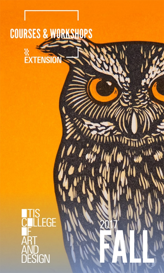 Otis College Extension Fall 2017 Catalog