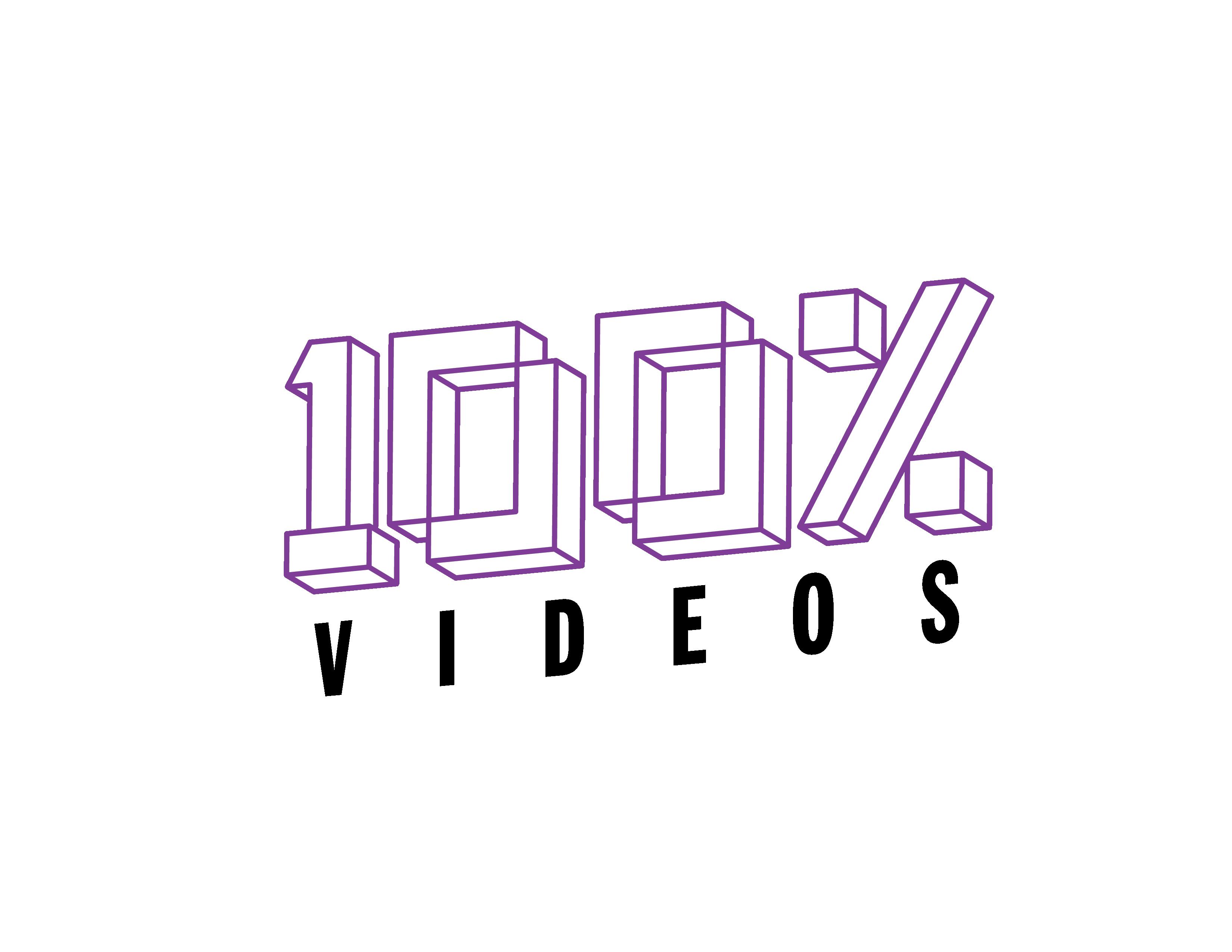 100% Videos