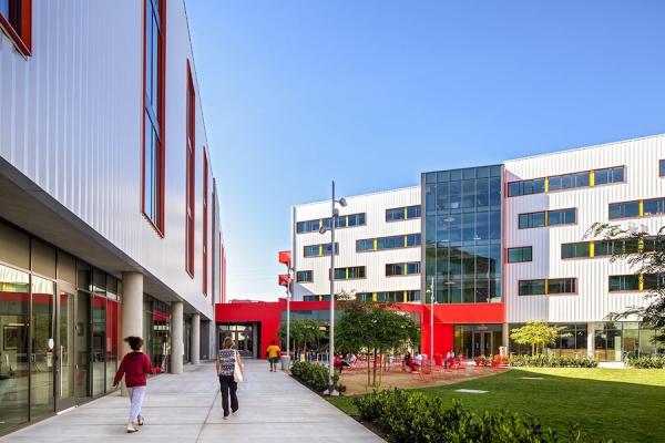 Otis College campus