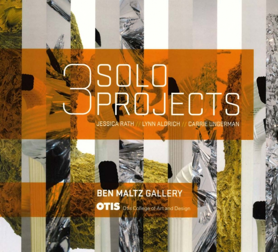 3 Solo Projects 2009 Catalogue