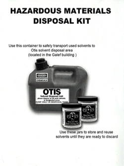 Project 4 - Otis Foundation Waste Kits