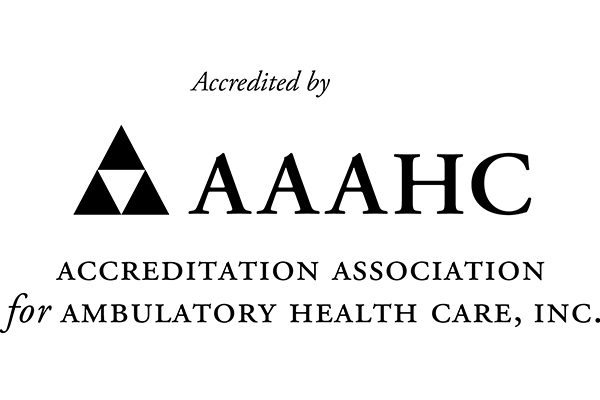 AAAHC certification