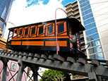 Angels Flight, Los Angeles, 2008