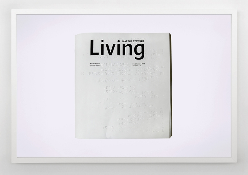 News to Be Read (Martha Stewart Living), 2013