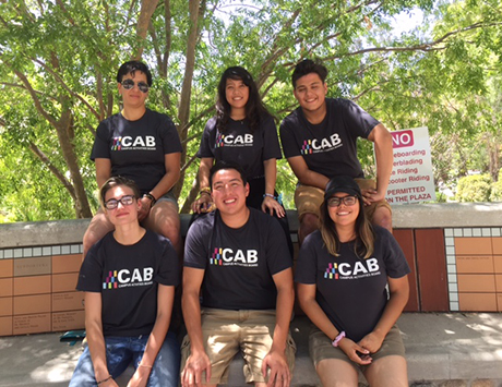 CAB Student Leaders