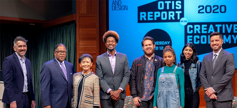 2020 Otis Report on the Creative Economy Launch
