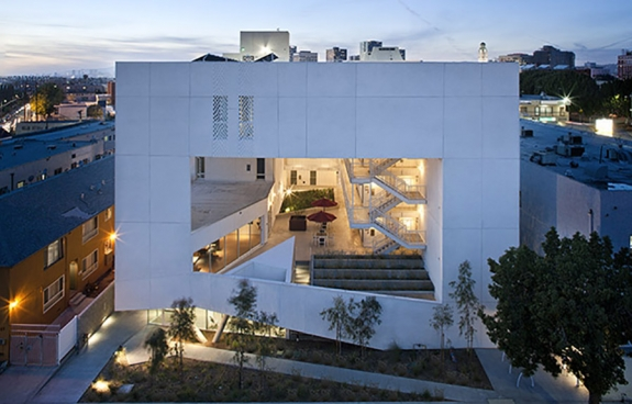 separation shoes 59bdd eb03b Architecture Lecture: Brooks + Scarpa Architects   Otis ...