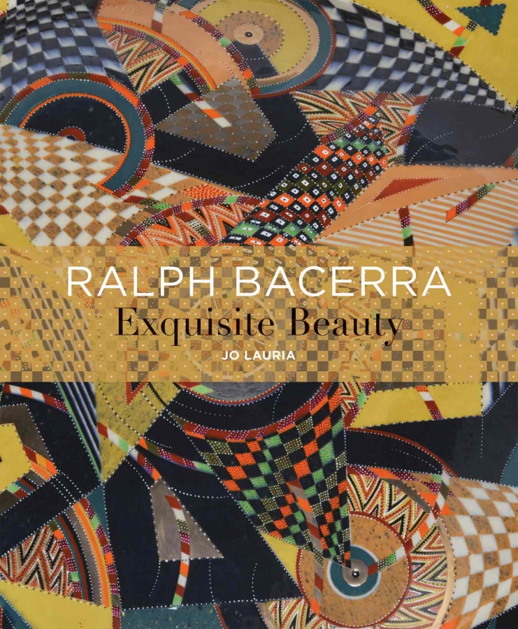 Ralph Bacerra Catalogue Cover