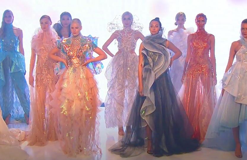 Otis College Fashion Show