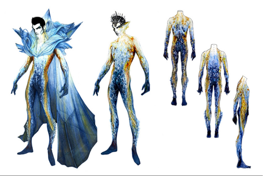 Character Design Job Description : Costume design otis college of art and