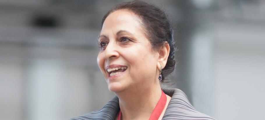 Architect Geeta Mehta