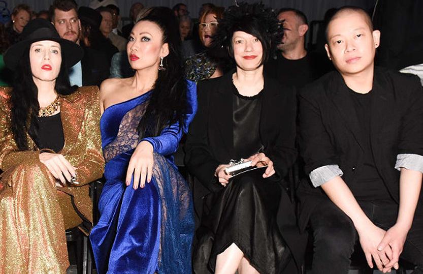 Hollywood Reporter - Jason Wu, B Kuerlund Fete Otis College Centenial at Fashion Show