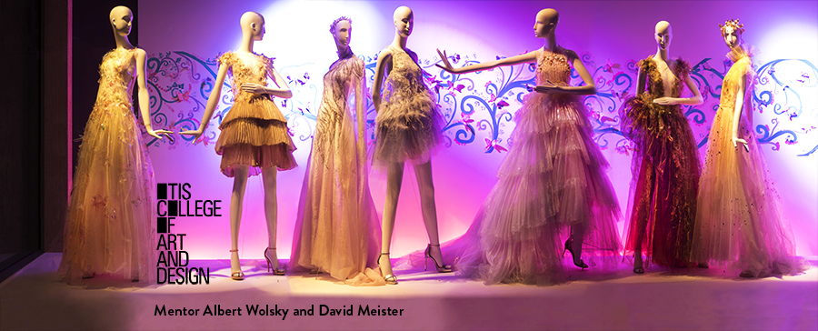 Neiman Marcus Windows 2017