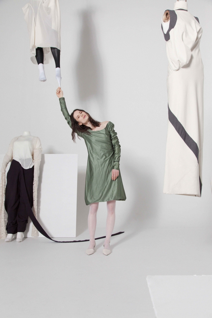Fashion Design Residency Student