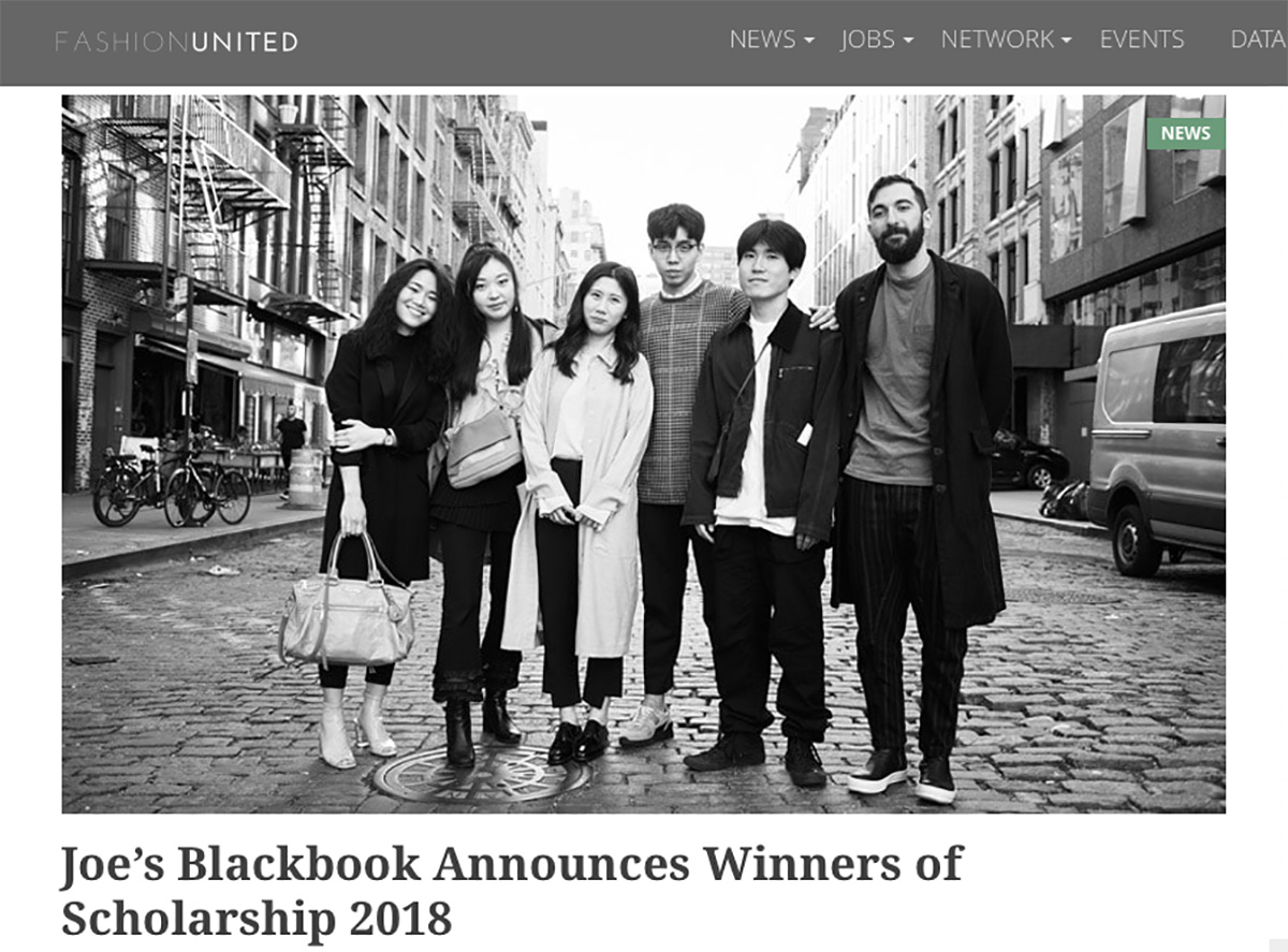 Joe's Blackbook Scholarship Competition