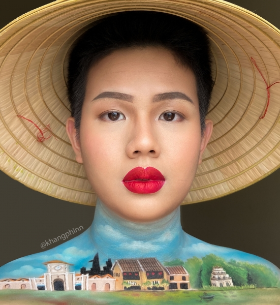 Otis College Senior Khang Nguyen
