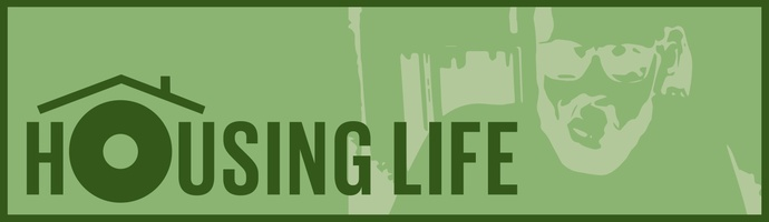 Life in the halls header image