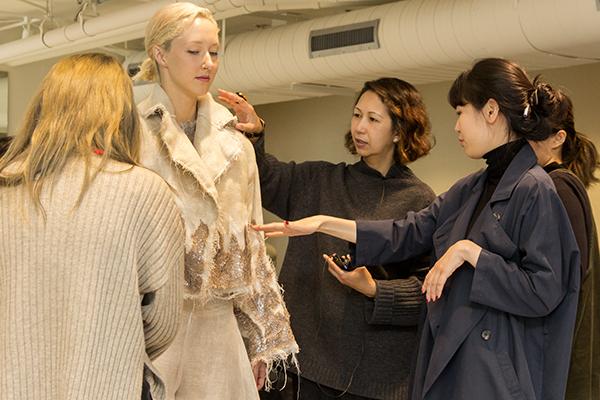 Fashion Design Mentors