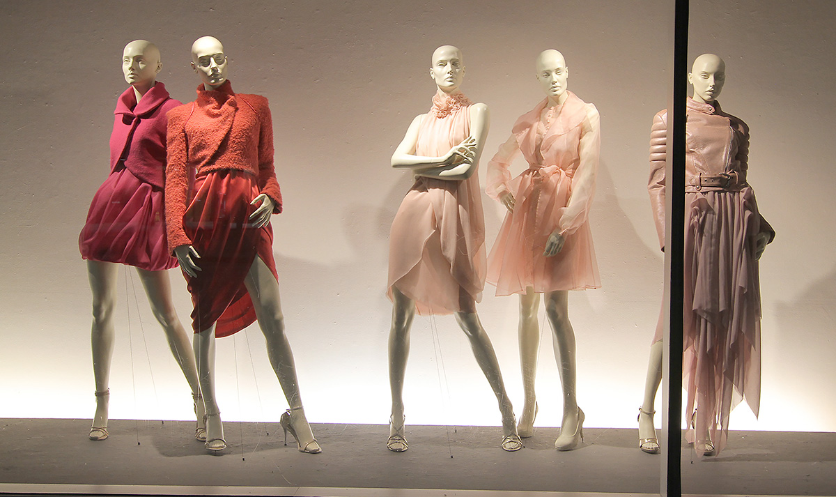Neiman Marcus Windows 2012