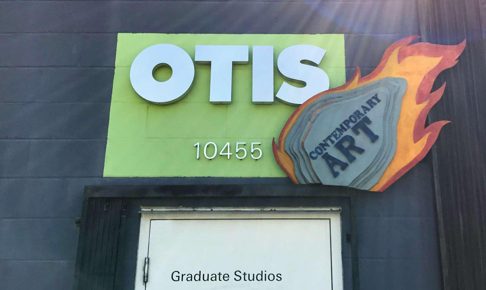 Otis College MFA Fine Arts Studios