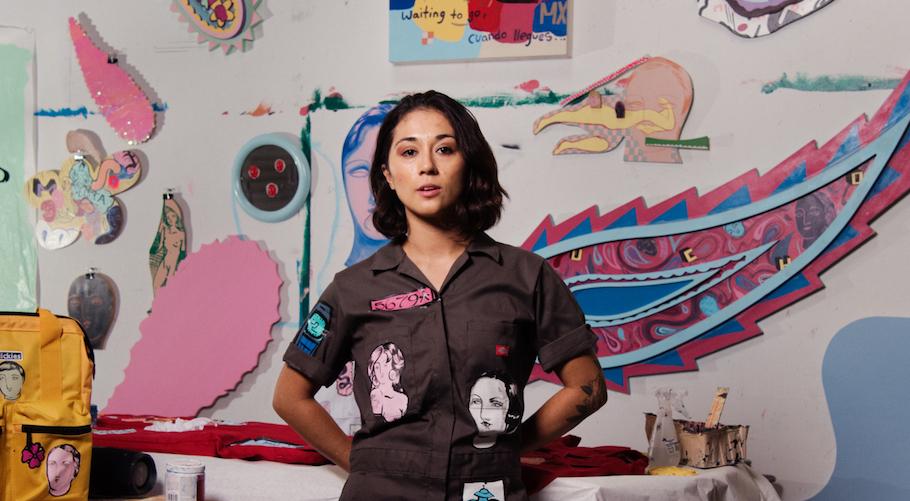 Sofia Enriquez by Sam Muller