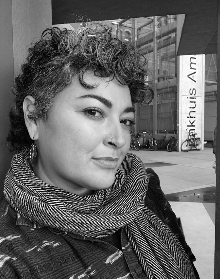 Pilar Castillo ('18 MFA Graphic Design)