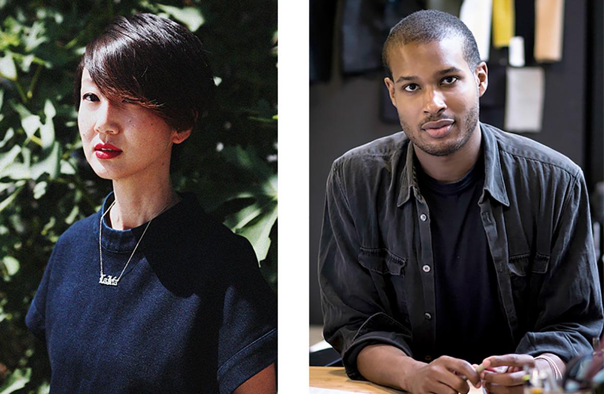 Sandy Oh and Marcus LeBlanc (Otis Alumni)