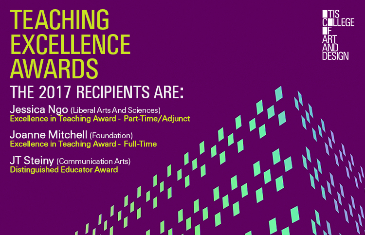 teaching excellence awards 2017