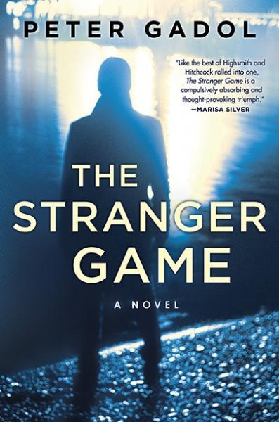 The Stranger Game cover