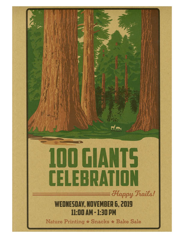 100 Giants Celebration