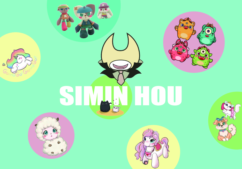 Welcome to Simin Hou's Toy World