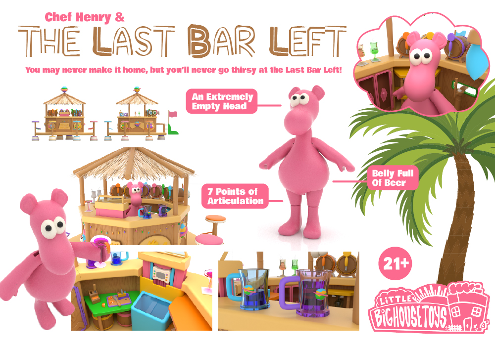 Last Bar Left