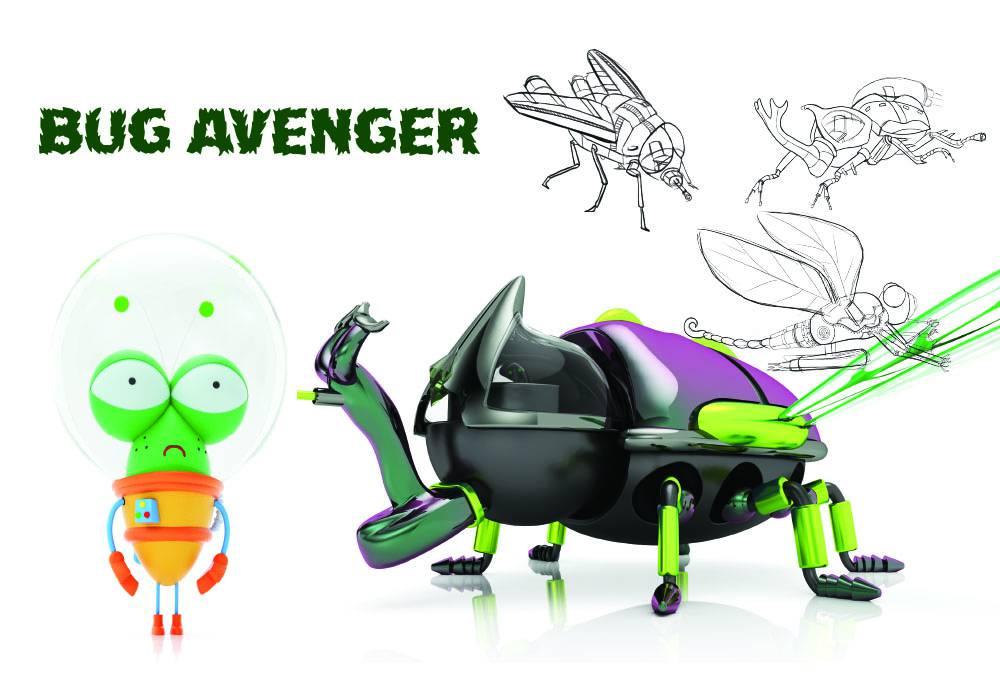 Bug Avenger