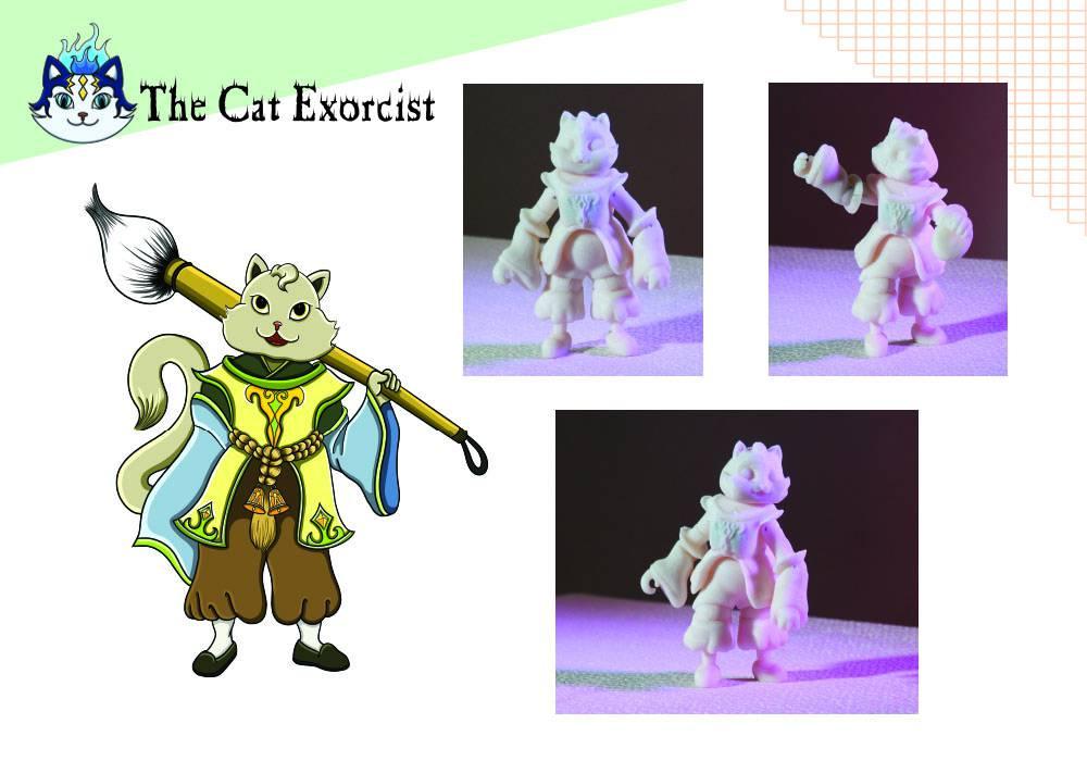 The Cat Exorcist: Aten