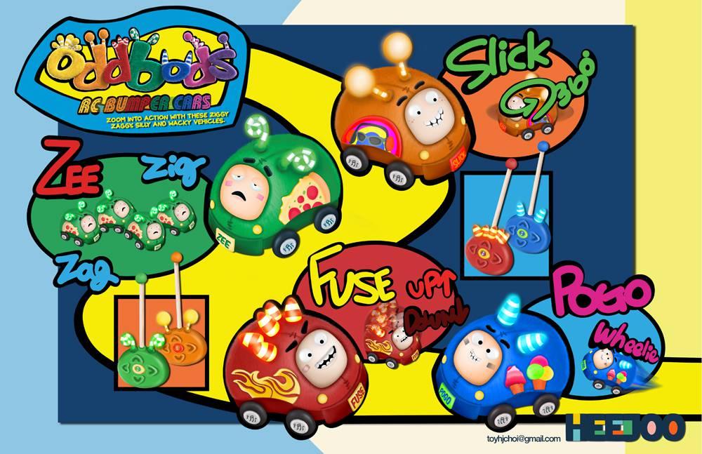 Vehicle Design for Preschool