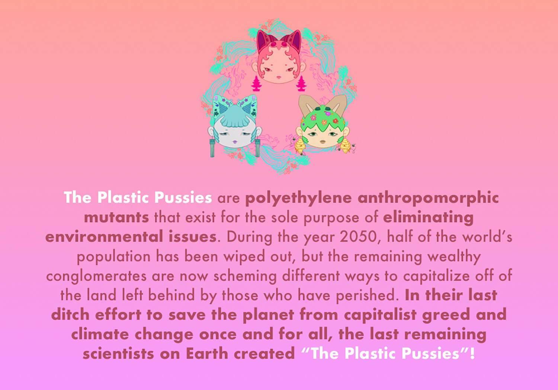 Plastic Pussy Power! Intro