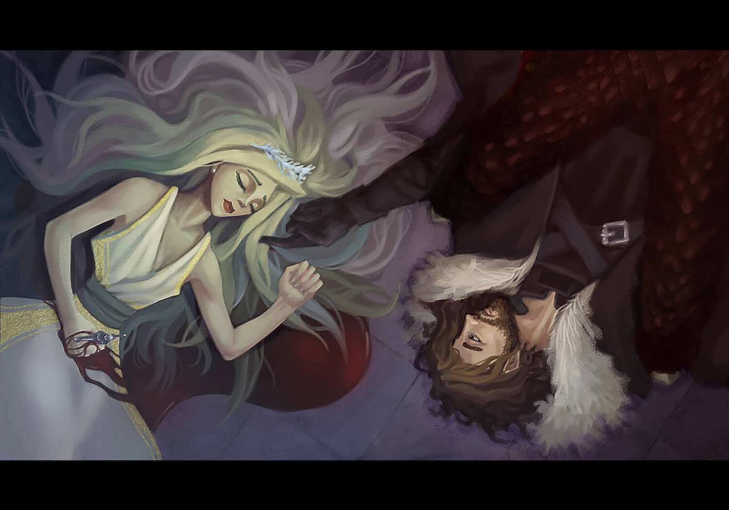 Key Frame Game of Thrones Reimagined