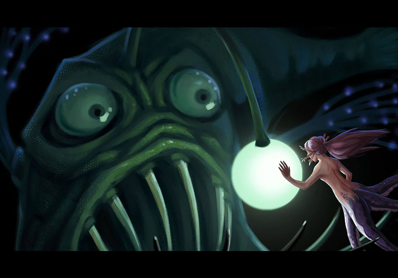 Monster Inc. Reimagined