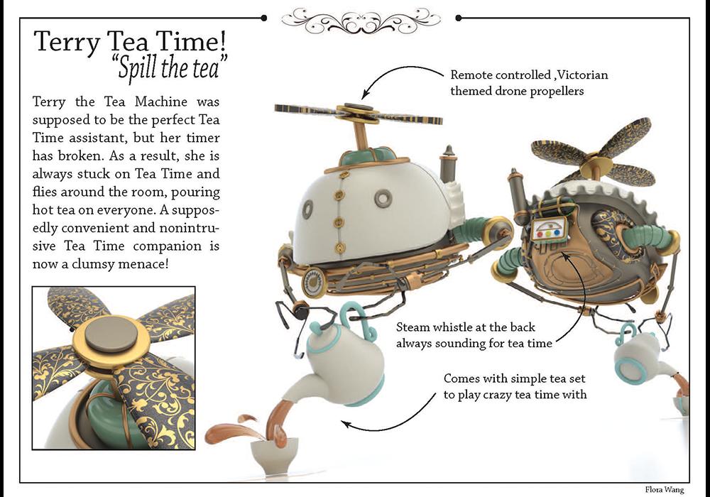 Terry Tea Time