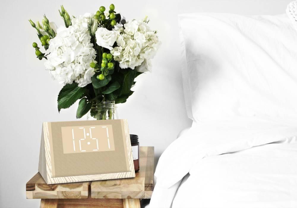 Vox radio alarm clock