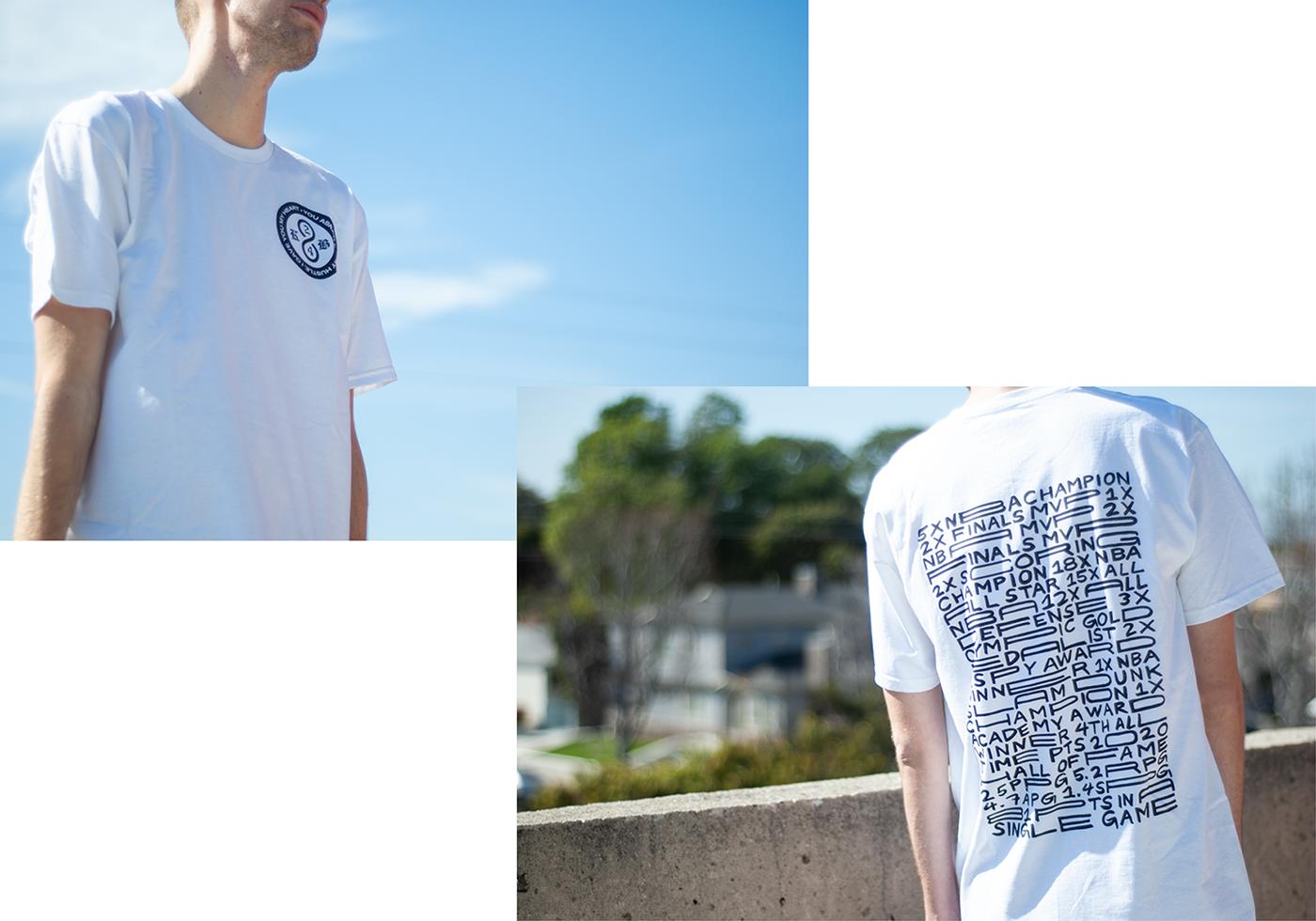 kobe bryant gianna shirt graphic design rip in memoriam los angeles lakers nba basketball