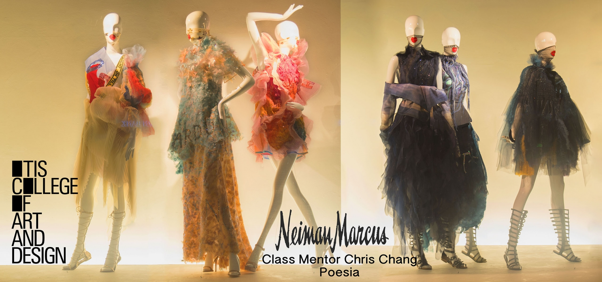 Neiman Marcus Windows