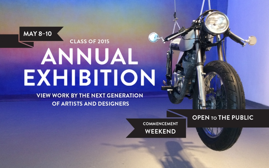 annual exhibition header