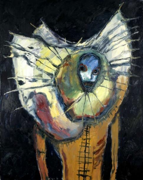 Clive Barker - Celebrant (One), 2007