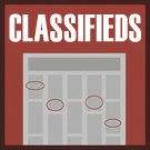 Student Affairs - Housing, classifieds