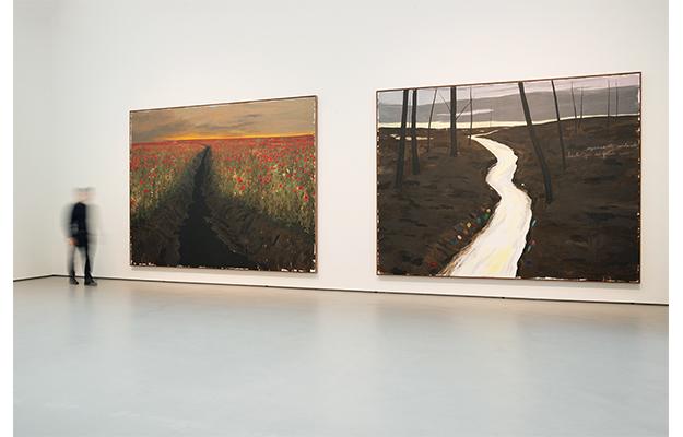 The Mirroring Land, Galerie Judin by Enrique Martinez Celaya