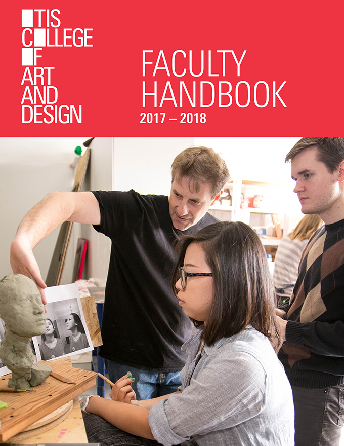 faculty handbook 2017-18