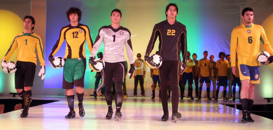 Brazilian World Cup Team Uniforms Otis College Of Art And Design