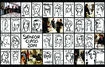 Fashion Design Seniors 2014